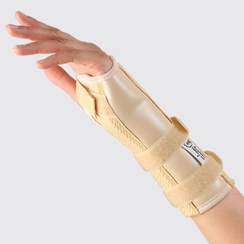 مچ بند آتل دار طب و صنعت  Wrist Splint gallery0